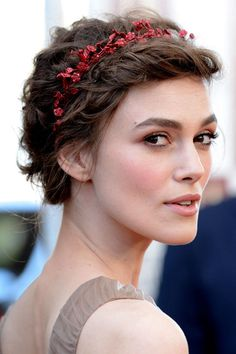 Keira Knightley Hair Style File