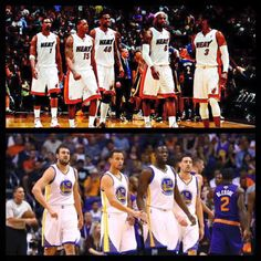 Which winning streak was more impressive and which winning streak did you enjoy more?   Miami Heat 2012/2013 - 27 GAMES  Golden State Warriors 2015/2016 - 24 GAMES ....