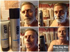 MK Men's Products Real Man, Real Products www.marykay.com/pbraessler