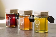 45ml Small Hexagon Shape Glass Honey Jar With Wooden Lid Photo, Detailed about 45ml Small Hexagon Shape Glass Honey Jar With Wooden Lid Picture on Alibaba.com.
