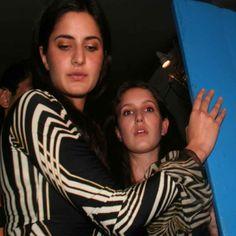 Isabel Kaif With her Sister Katrina Kaif