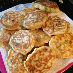 Easy Toddler Food: Easy Corn Fritters & Meatless Monday