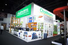 Foods of the world @ Choithrams. #GulFood