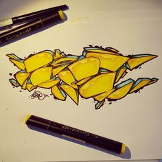 #zcape #zcäpe #zcape_hec #zcapehec #sketch #sketchbook #sketchordie #sketchoftheday #blackbook #graffitisketch #letterz #letters #graffitiporn #graffart #yellow #yellowpower #fullcolor