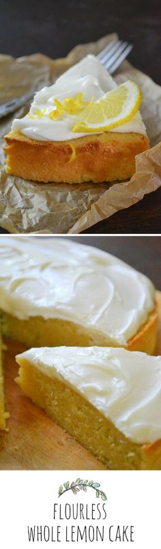 THM S if the sugar is switched out.This gluten free cake makes use of the whole fruit, and the flavor is pure lemon!