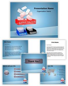 email virus powerpoint template is one of the best. Black Bedroom Furniture Sets. Home Design Ideas