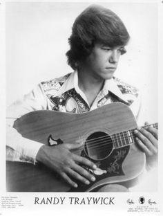 Randy Travis 1987   Young Randy Traywick