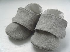 Contemporary Organic Hemp Unisex Shoes for Baby, $40.00