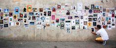 Wallpeople homenaje al 'Ecce Homo'