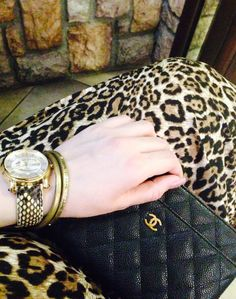 #chanel#chanelwatch#goldhardware#cavalliwatch