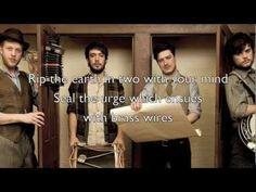 ".""I Gave You All"" - Mumford & Sons (Official Lyrics) .  Love these lyrics..."