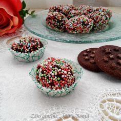 Tartufini alla nutella (senza glutine )
