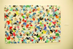 NZ Sara Hughes Painting Painting Patterns, Teaching Tools, Tool Design, Abstract Pattern, University, Inspire, Artists, Models, My Love