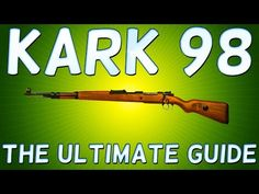 PLAYER Unknown's BATTLEGROUNDS KARK 98 - The BEST SNIPER Rifle or the SLOWEST? - http://freetoplaymmorpgs.com/battlegrounds-online/player-unknowns-battlegrounds-kark-98-the-best-sniper-rifle-or-the-slowest