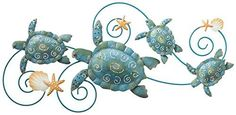 Looking for Regal Art Gift 5073 Sea Turtle Wall Decor, 31 , Blue ? Check out our picks for the Regal Art Gift 5073 Sea Turtle Wall Decor, 31 , Blue from the popular stores - all in one. Seaside Decor, Beach House Decor, Coastal Decor, Home Decor, Family Sculpture, Wall Sculptures, Sculpture Art, Metal Walls, Metal Wall Art