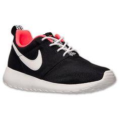 Girls' / Women's Nike Roshe Run in anything black. I love them!