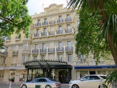 Here are the top things to do in Monte Carlo, Monaco, jet set style, from the Casino de Monte-Carlo to the best restaurants and sights. Hermitage Monaco, Hermitage Hotel, South Of France, French Riviera, Monte Carlo, Jet Set, Things To Do, Louvre, Street View