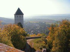 Burg #Plesse bei Göttingen, Deutschland