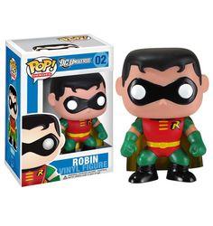 Funko Pop Heroes Series - PopVinyls.com Robin