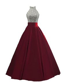 HEIMO-Womens-Sequined-Keyhole-Back-Evening-Party-Gowns-Beaded-Formal-Prom-Dresses-Long-H123