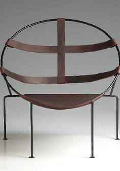 §BODIE AND FOU  FDC 1 armchair.  Anyone for the new electric chair??