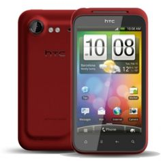 HTC S710E Incredible S Red