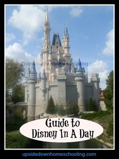 Disney in a Day: Making the most of your time!