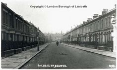 Dalberg Road, Brixton Central