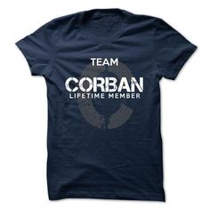 CORBAN - TEAM CORBAN LIFE TIME MEMBER LEGEND  - #workout shirt #tee verpackung. MORE ITEMS => https://www.sunfrog.com/Valentines/CORBAN--TEAM-CORBAN-LIFE-TIME-MEMBER-LEGEND--50786240-Guys.html?68278