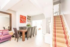 3 bedroom terraced house for sale in Ravensworth Road, Kensal Rise, NW10, NW10 Terraced House, Victorian Terrace, Property For Sale, Bedroom, Furniture, Kitchen, Home Decor, Cuisine, Town House