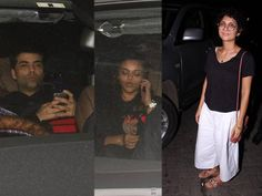 14PICS Aamir Khan's late night 'Dangal' party - Times of India