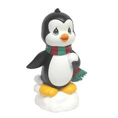Precious Moments Collectible Figurine- Penguin