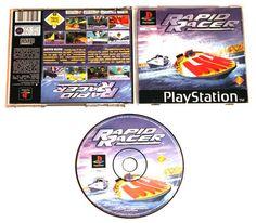Playstation 1 Rapid Racer für Ps1