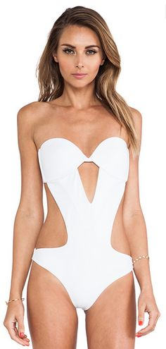 TREND ALERT: 7 CUT-OUT BATHING SUITS TO TRY THIS SUMMER #bathingsuits #bikini #beach #hamptons #fashion