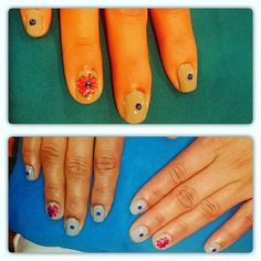 Do it yourself manicure design by asucra pinterest manicures natural manicure with best topcoat solutioingenieria Gallery