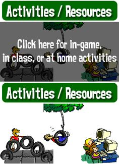 RECYCLE CITY (Earth Day) Activites and Games