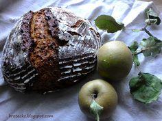Dagmar's brotecke: Apfel-Zwiebel-Schinkenkruste zum WBD 2016