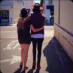 Anne just posted this on Instagram of Harry and Gemma. THIS. IS TOO. FREAKING. PERFECT. IM CRYING.