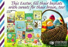 Easter (books are sweet too)