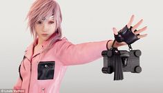 Final Fantasy's Lightning has been announced as the muse behind Louis Vuitton's SS16 campaign.Final Fantasy is a cult Japanese fantasy and adventure video game which has been around since 1987 and has sold 110 million units worldwide