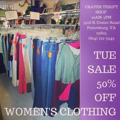 Whether you need #jeans or #shorts for these last few weeks of summer it's all on sale today!    #buylocal #shoplocal #thriftstore #thriftshop #hopewellva #petersburgva #colonialheights #chesterfield #rva #804 #summer #shopping #womensclothes #charityshop #whybuynew #womensfashion #summerclearance