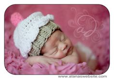 Looove the cupcake hat!  Taken by Alana Donovan