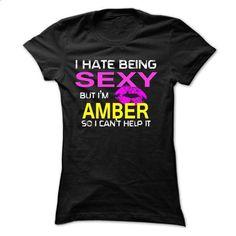 Funny shirt for AMBER - #mens sweatshirts #boys hoodies. MORE INFO => https://www.sunfrog.com/Names/Funny-shirt-for-AMBER-Ladies.html?60505