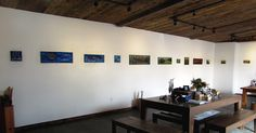 "Patricia Krebs, ""Another Time, Another Place."" 8th annual solo show at Cactus Gallery, May 2015."