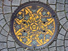 Morita Manhole Cover