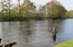 Fishing   Chipchase Castle