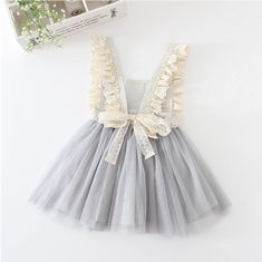 School Navy Toddler Kids Baby Girls Floral Sleeveless Linen Print Summer Pageant Princess Dresses Tutu Dresses for Party Clode/® for 1-6 Years Old
