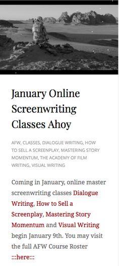 afw testimonials the academy of film writing debi yazbeck winner