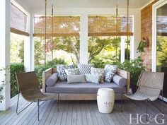 A Creative Couple Transforms Their Sag Harbor Home - Hamptons Cottages & Gardens - July 15 2016 - Hamptons