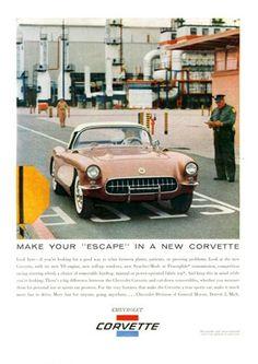 '56 Corvette